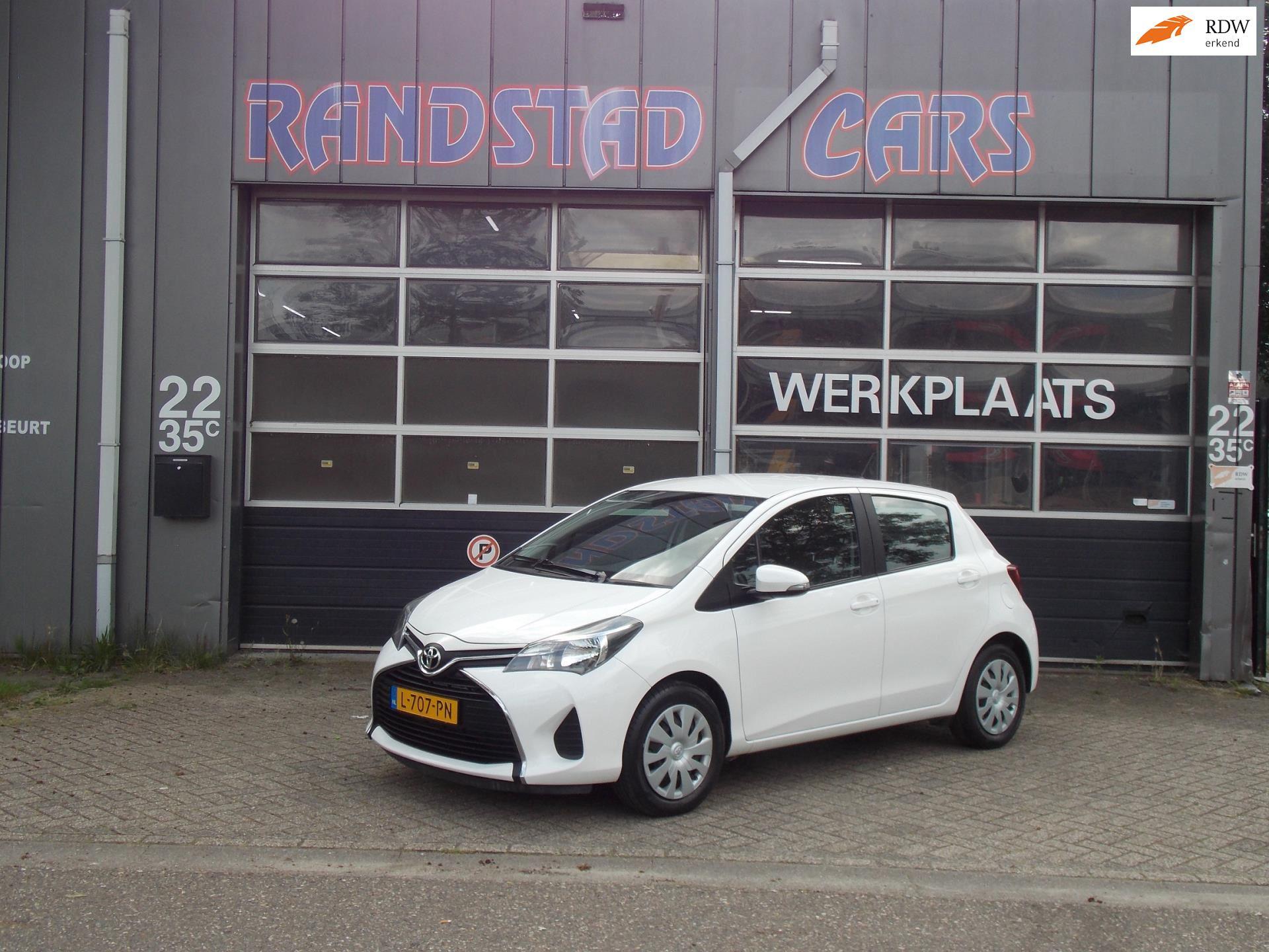 Toyota Yaris occasion - Randstad Cars