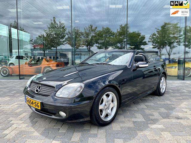 Mercedes-Benz SLK-klasse 200 KOMPRESSOR AUTOMAAT | AIRCO | LEDER | FACELIFT | ORIGINEEL TOPSTAAT