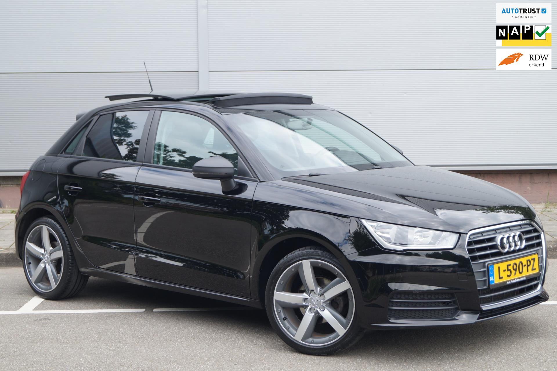 Audi A1 Sportback occasion - Auto Plaza Badhoevedorp