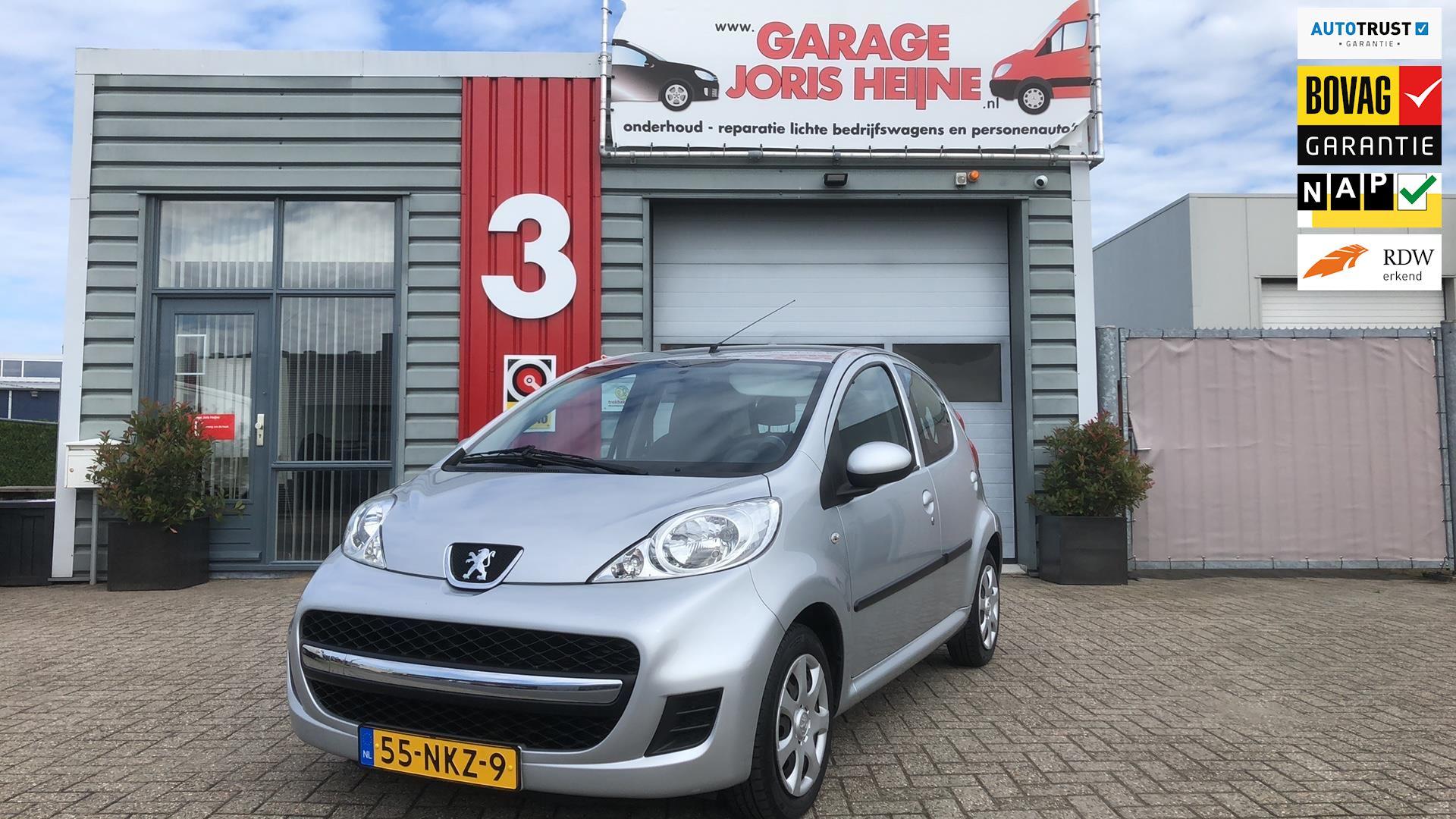 Peugeot 107 occasion - Garage Joris Heijne