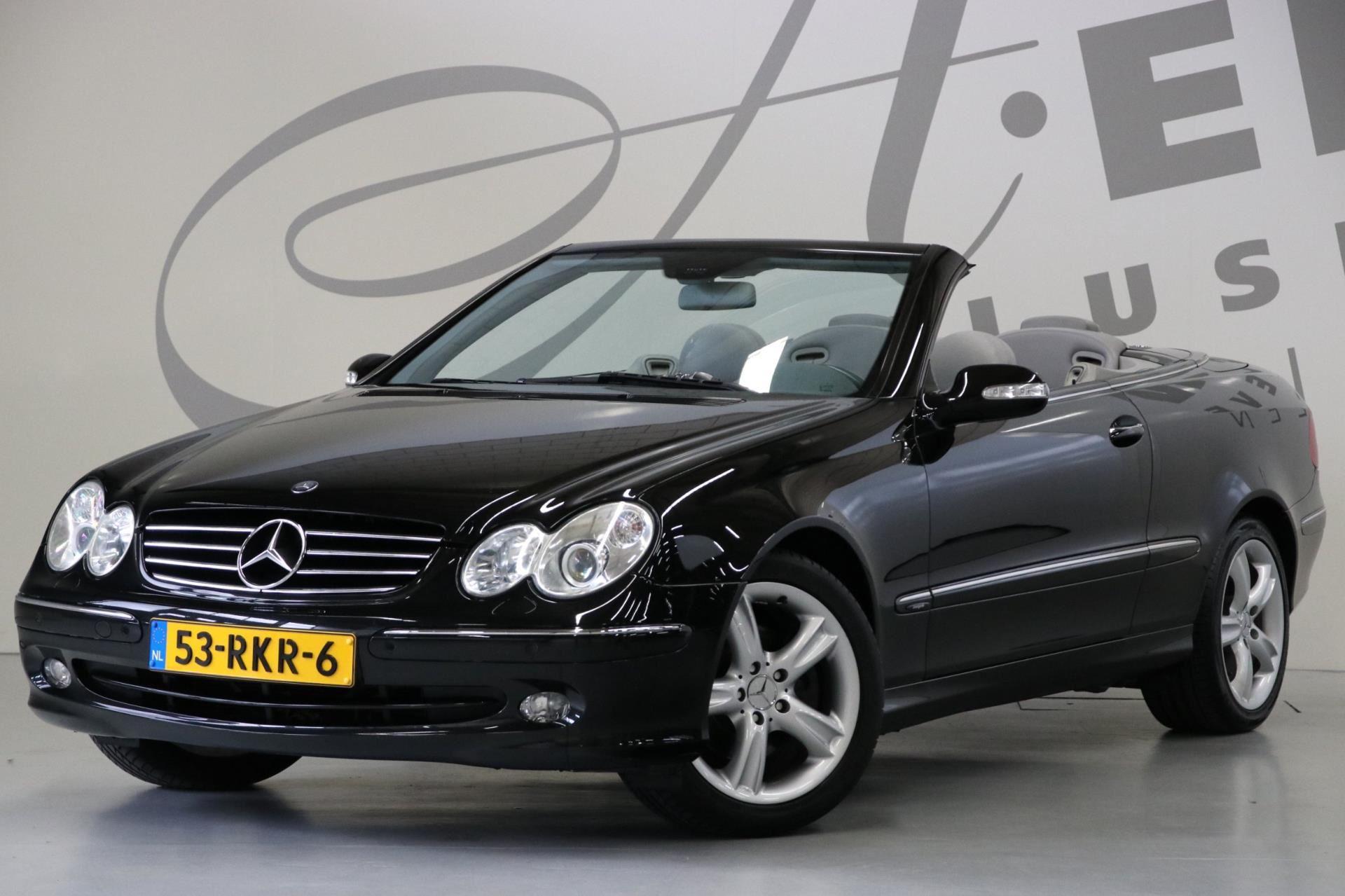 Mercedes-Benz CLK-klasse Cabrio occasion - Aeen Exclusieve Automobielen