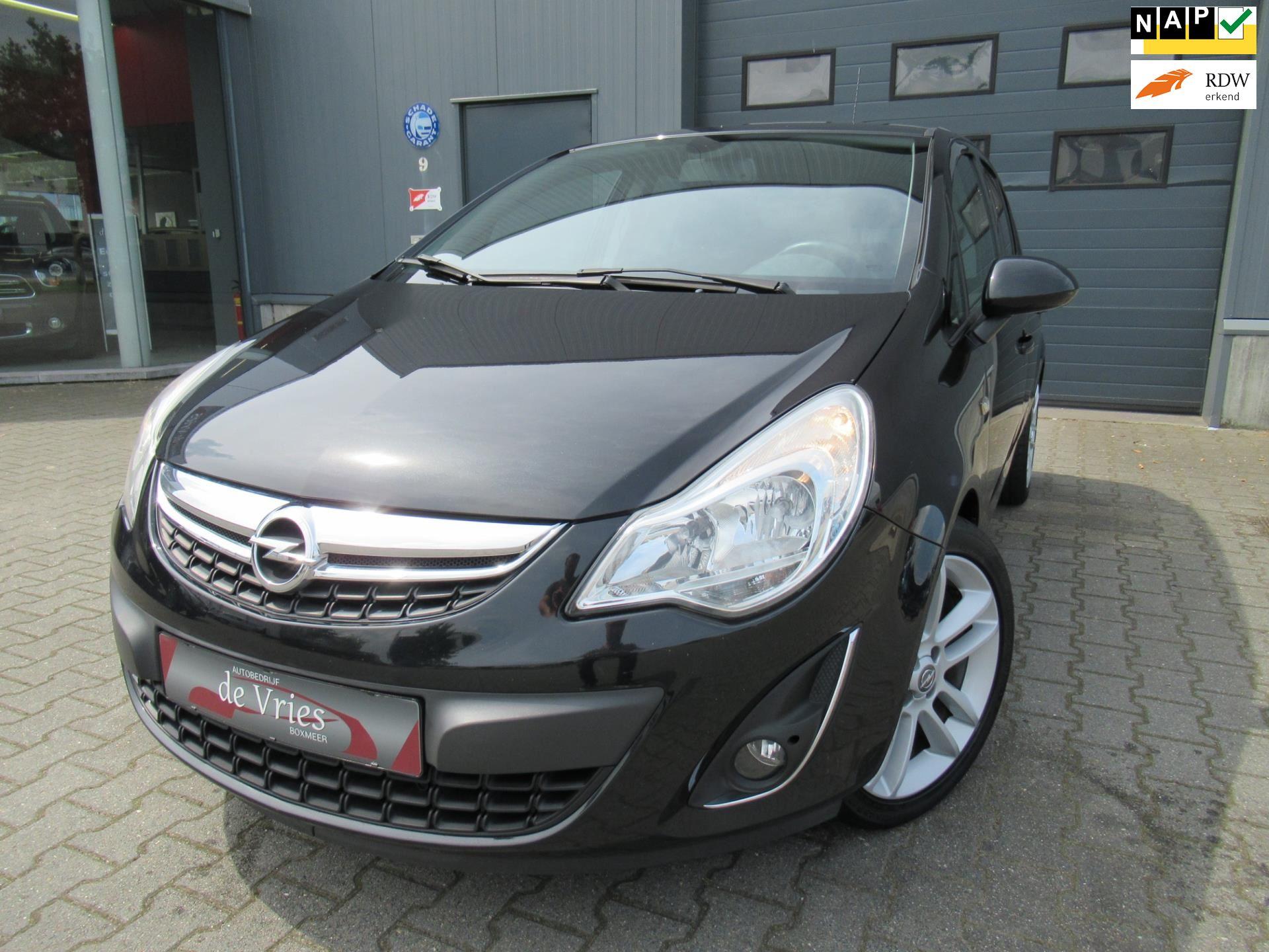 Opel Corsa occasion - Autobedrijf de Vries Boxmeer