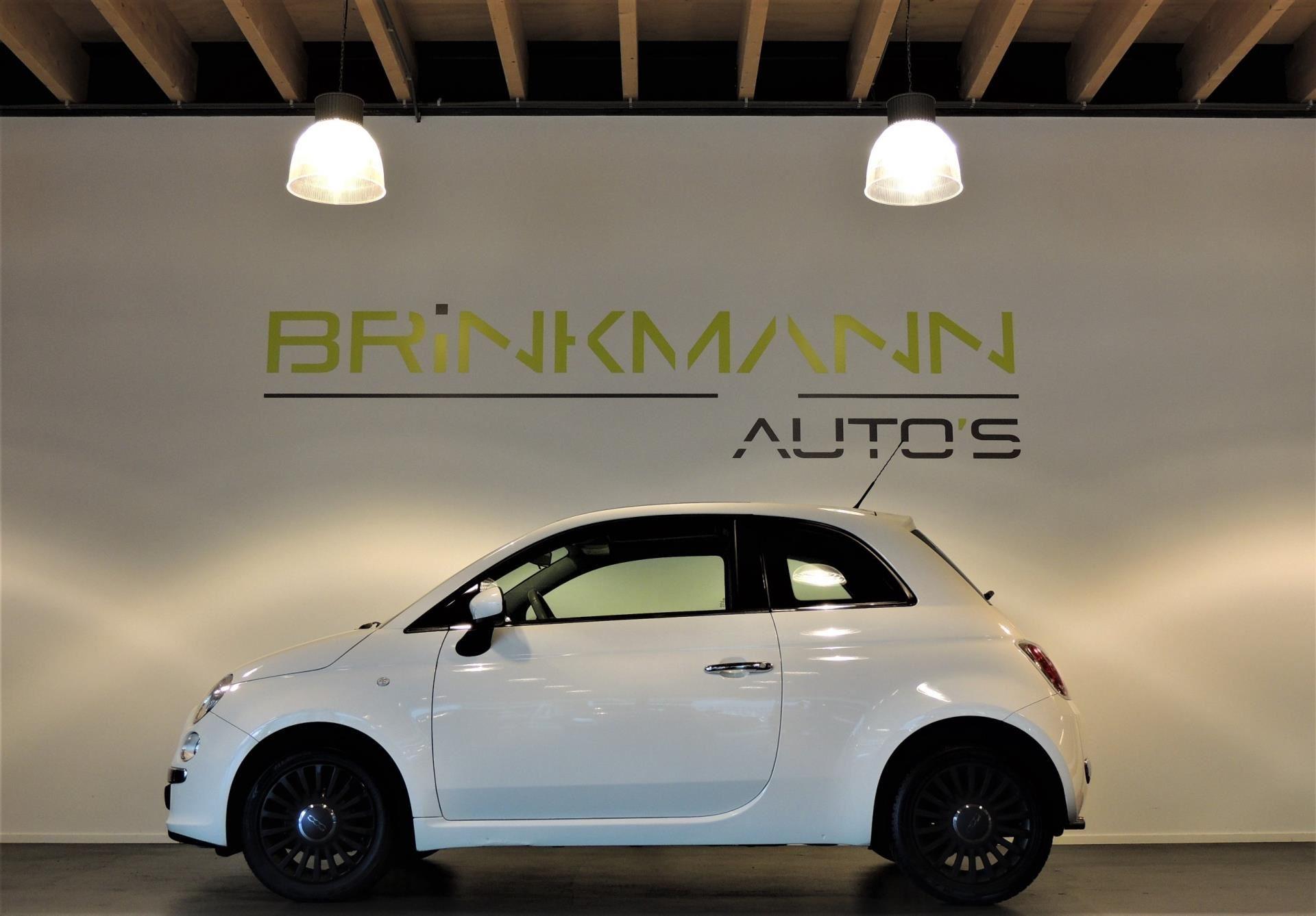 Fiat 500 occasion - Brinkmann Auto's