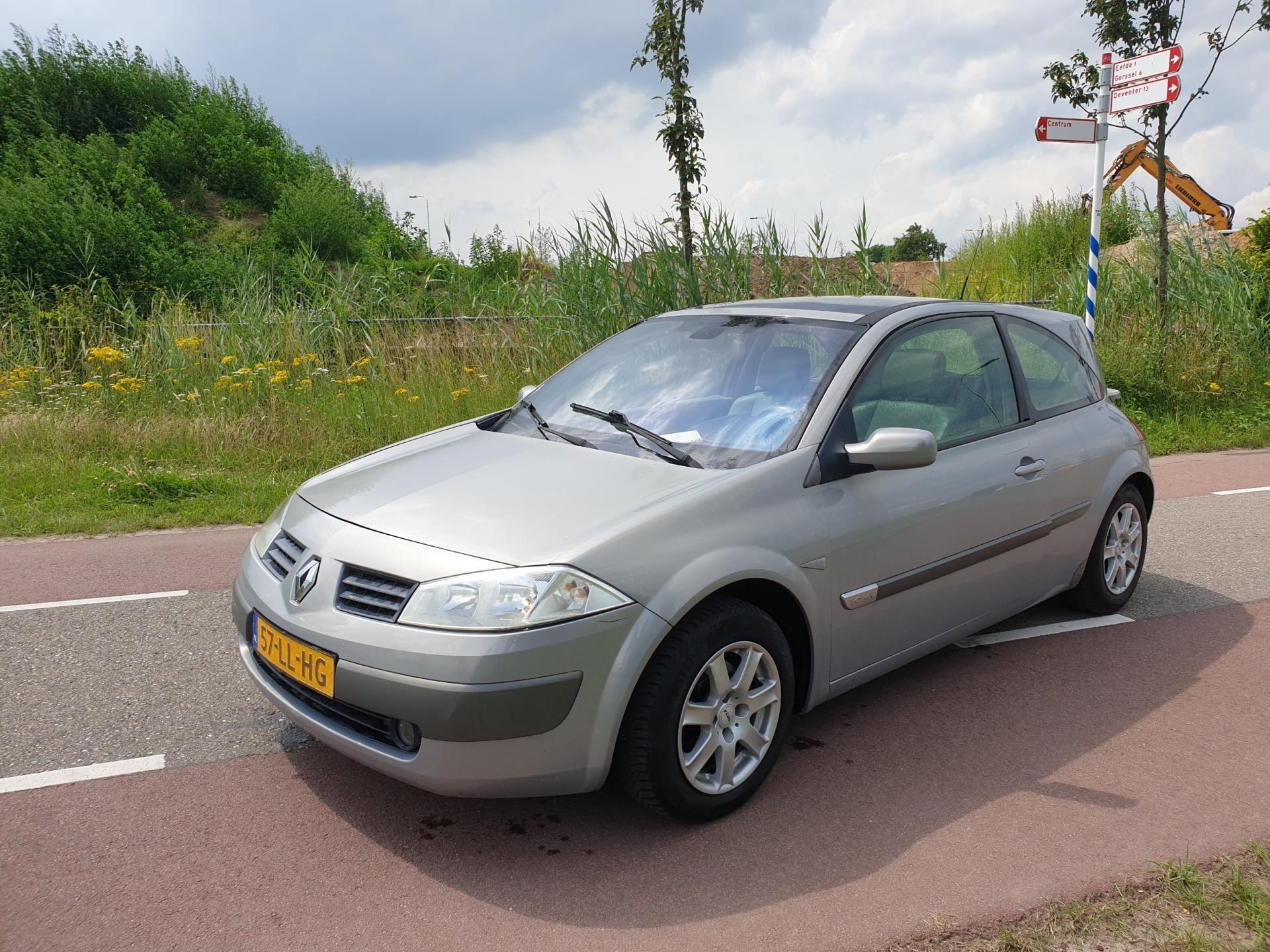 Renault Mégane occasion - Gelderland Cars B.V.Zutphen