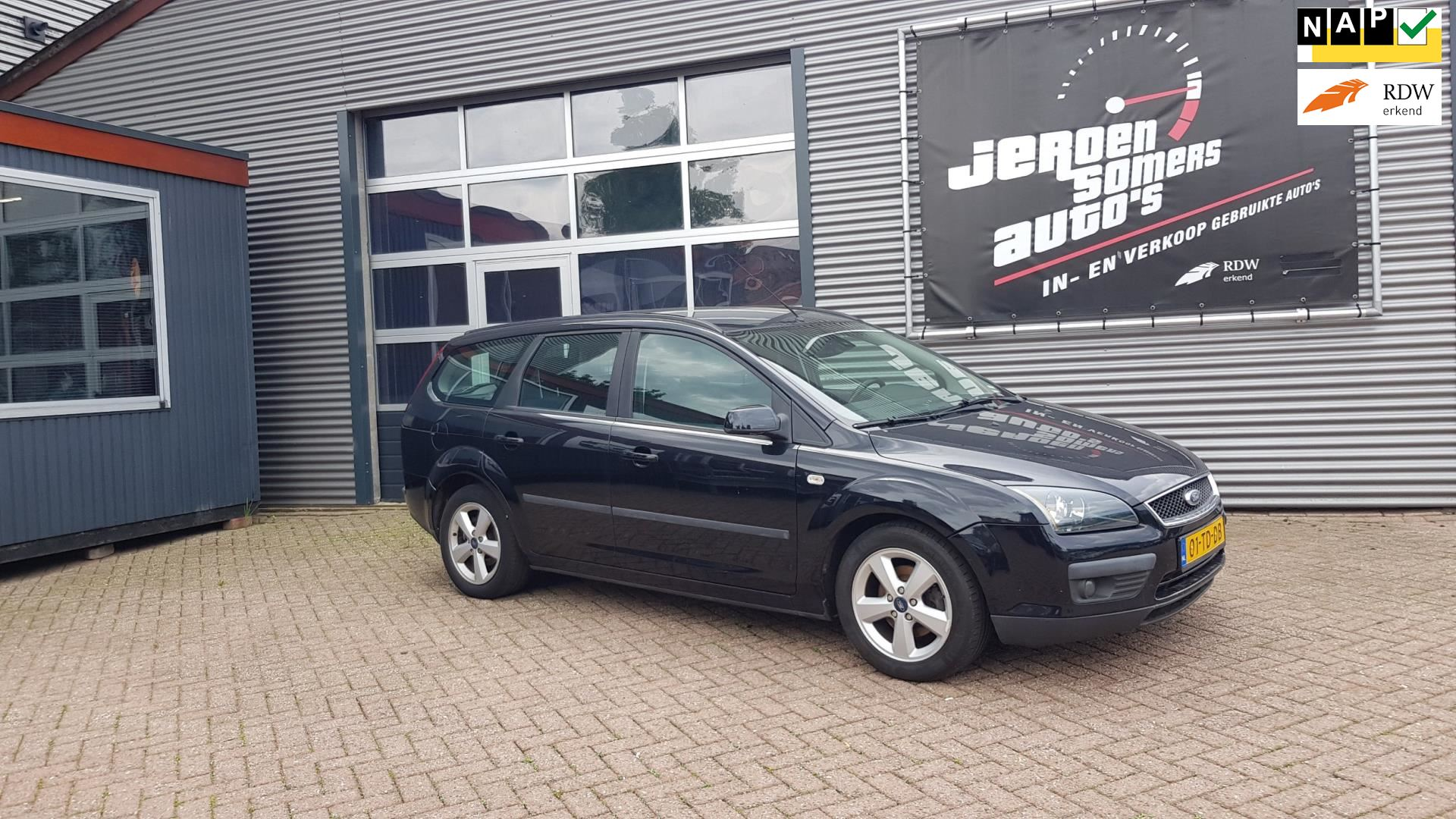 Ford Focus Wagon occasion - Jeroen Somers Auto´s