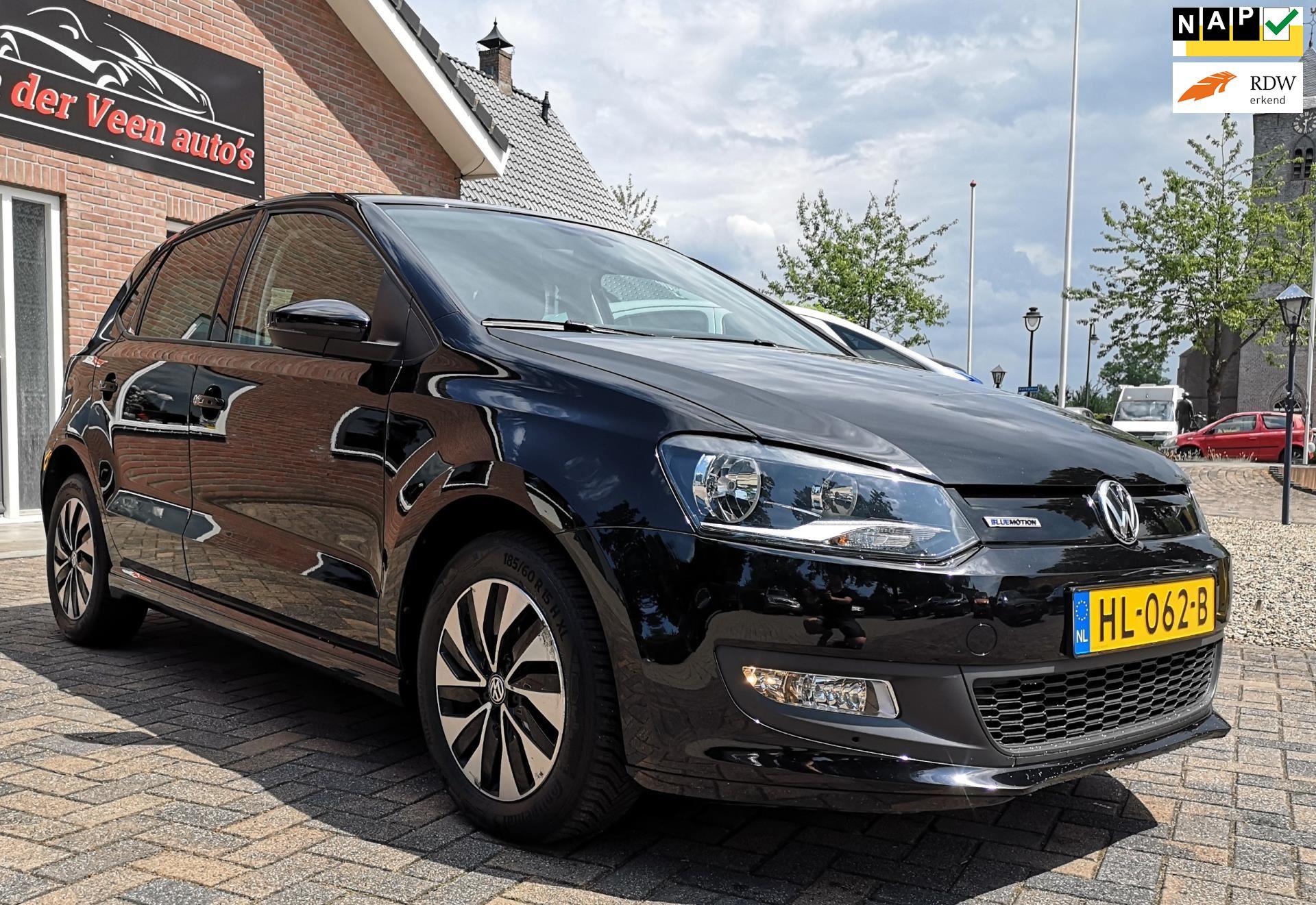 Volkswagen Polo occasion - van der Veen auto's