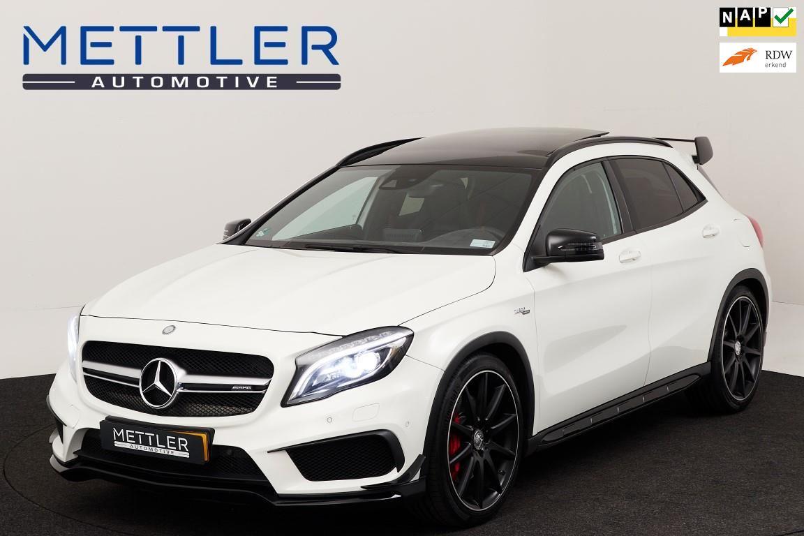 Mercedes-Benz GLA-klasse occasion - Mettler B.V.