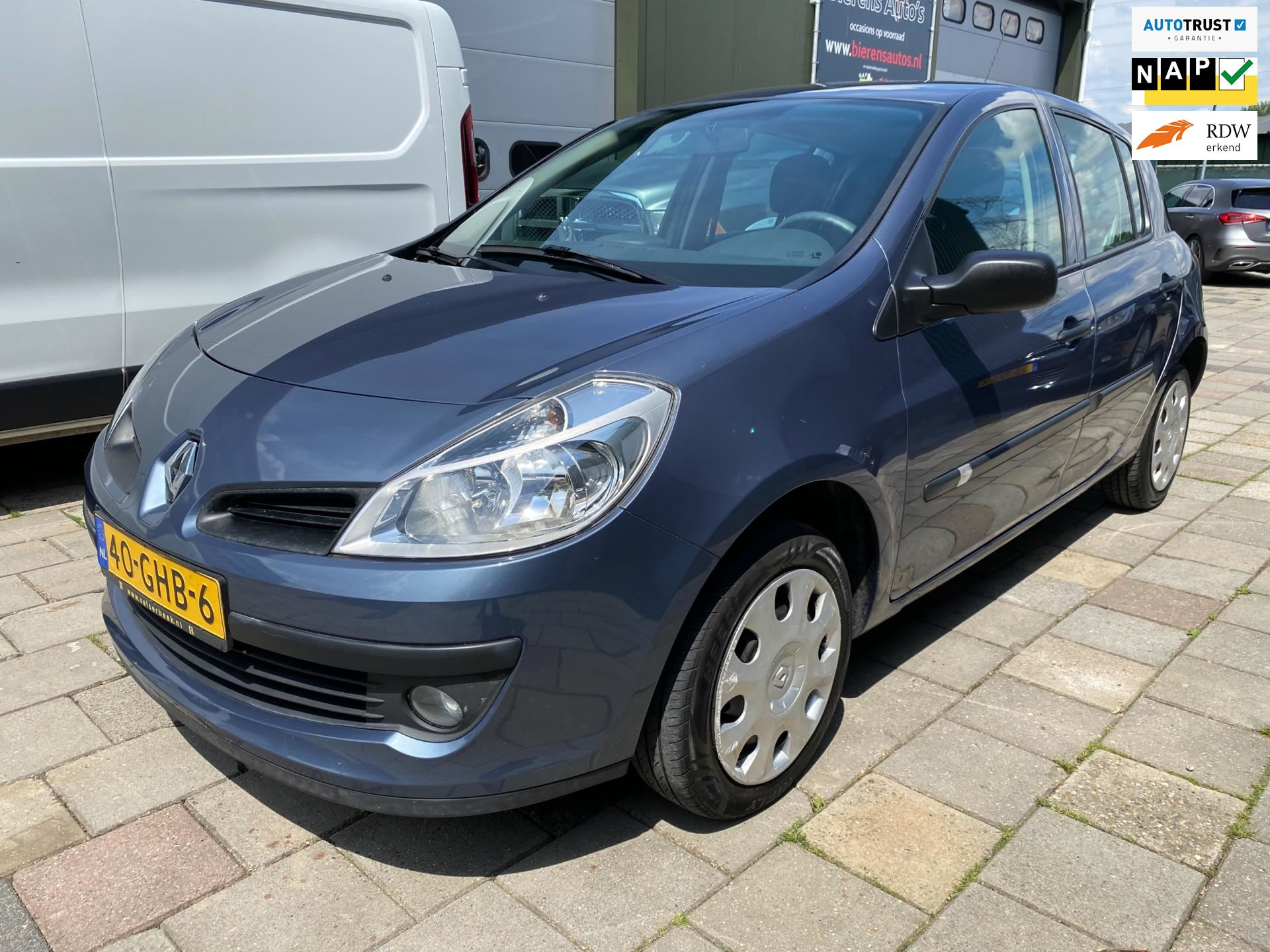 Renault Clio occasion - Bierens Auto's