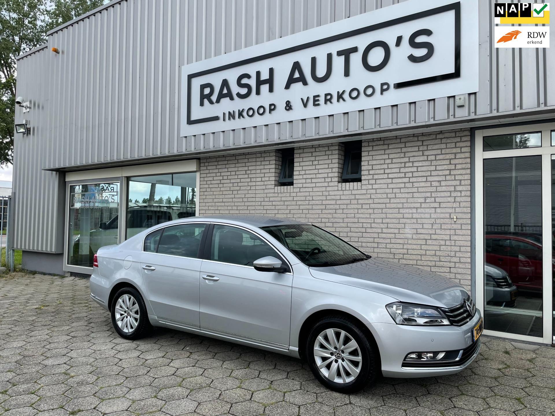 Volkswagen Passat occasion - RASH AUTO'S
