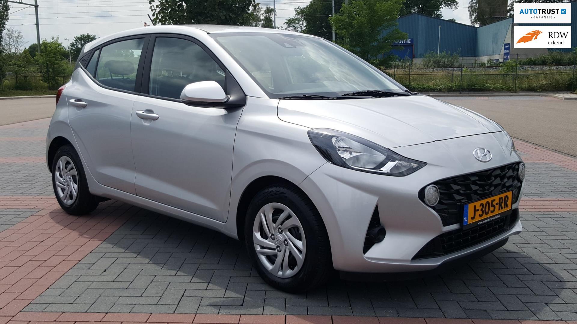 Hyundai I10 occasion - Autobedrijf R. Walhof