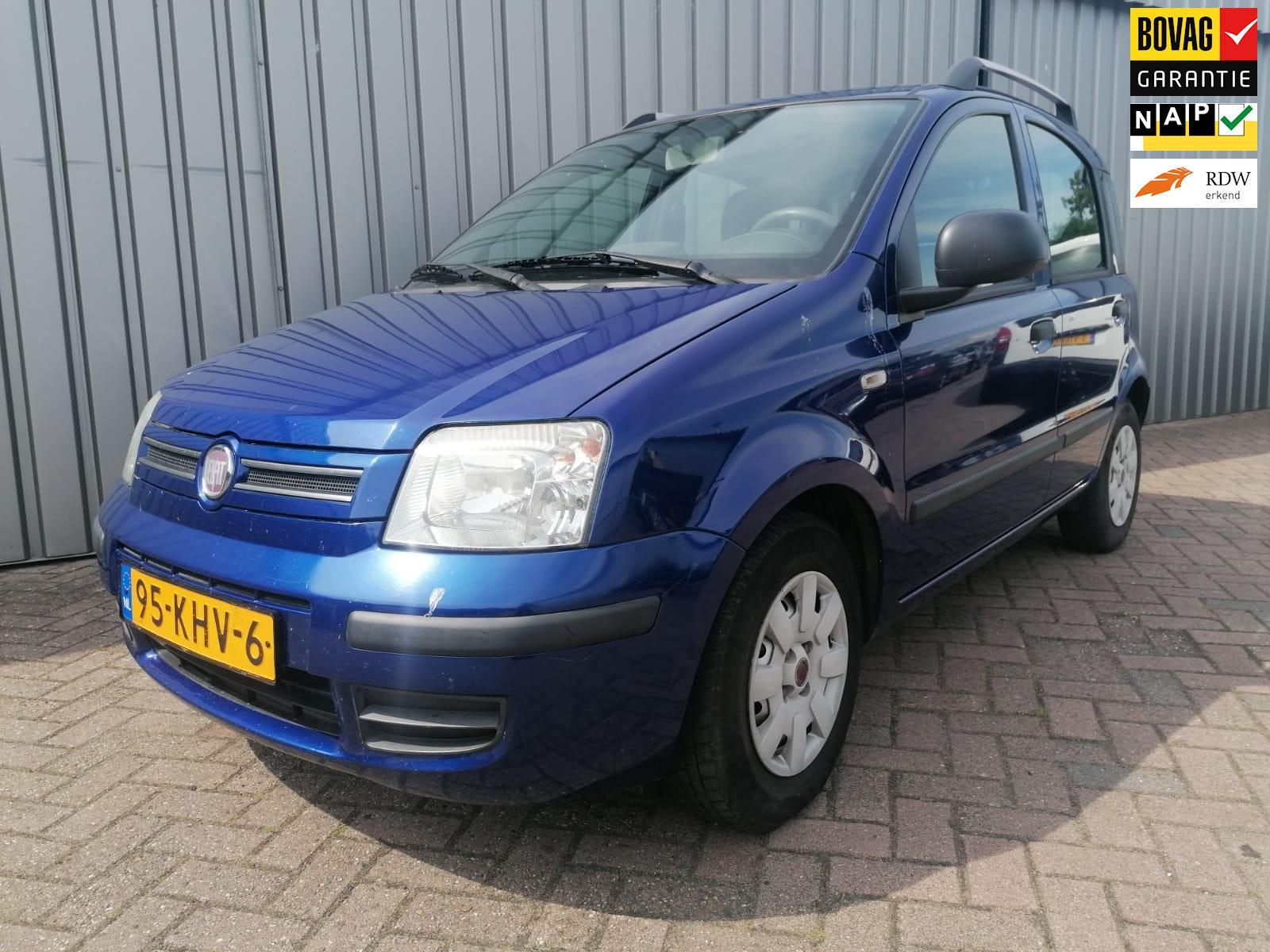 Fiat Panda occasion - Auto van Beek