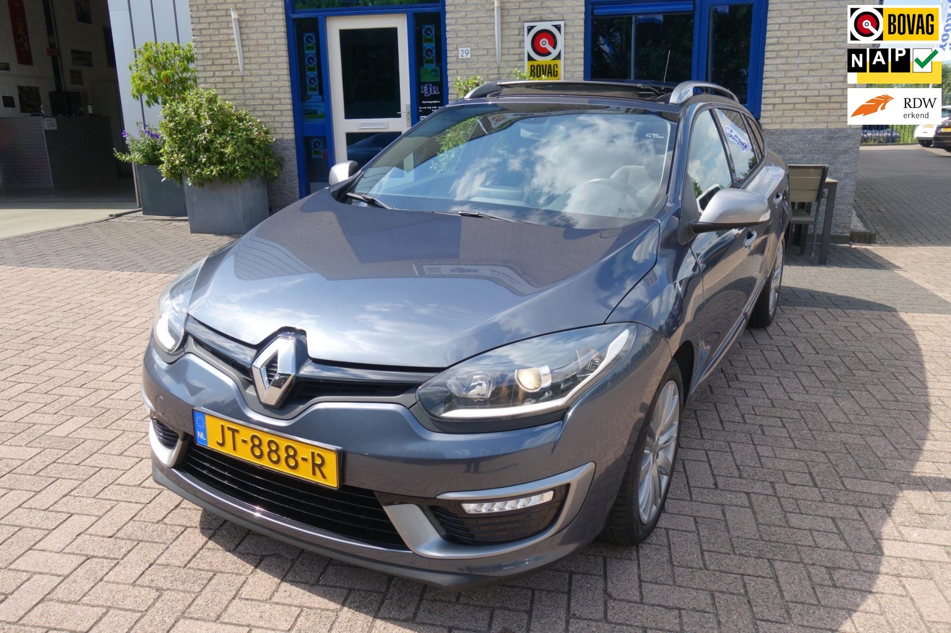 Renault Mégane Estate occasion - Autobedrijf E.J. Rooy