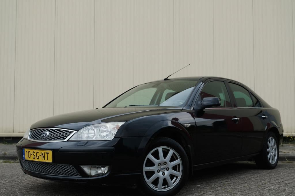 Ford Mondeo occasion - Autohuis Sappemeer
