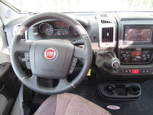 vk LMC Cruiser    T712 Enkele Bedden 2060 KM Fiat 150PK bj 2018