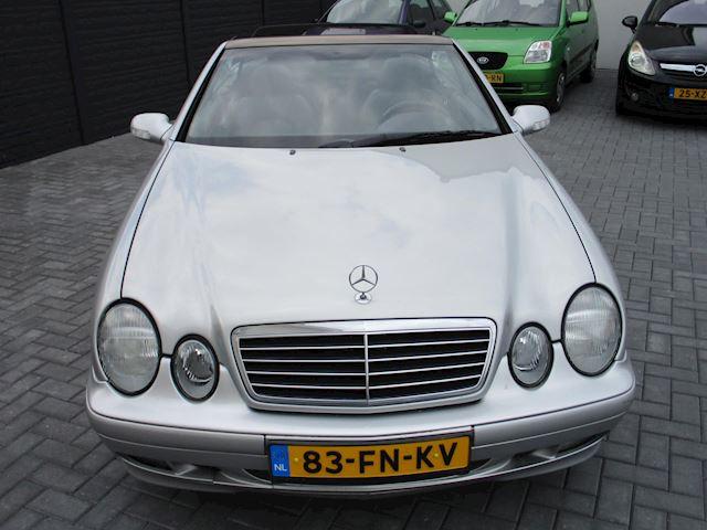 Mercedes-Benz CLK-klasse Cabrio 200 Elegance AUT ORG NL 160DKM !!