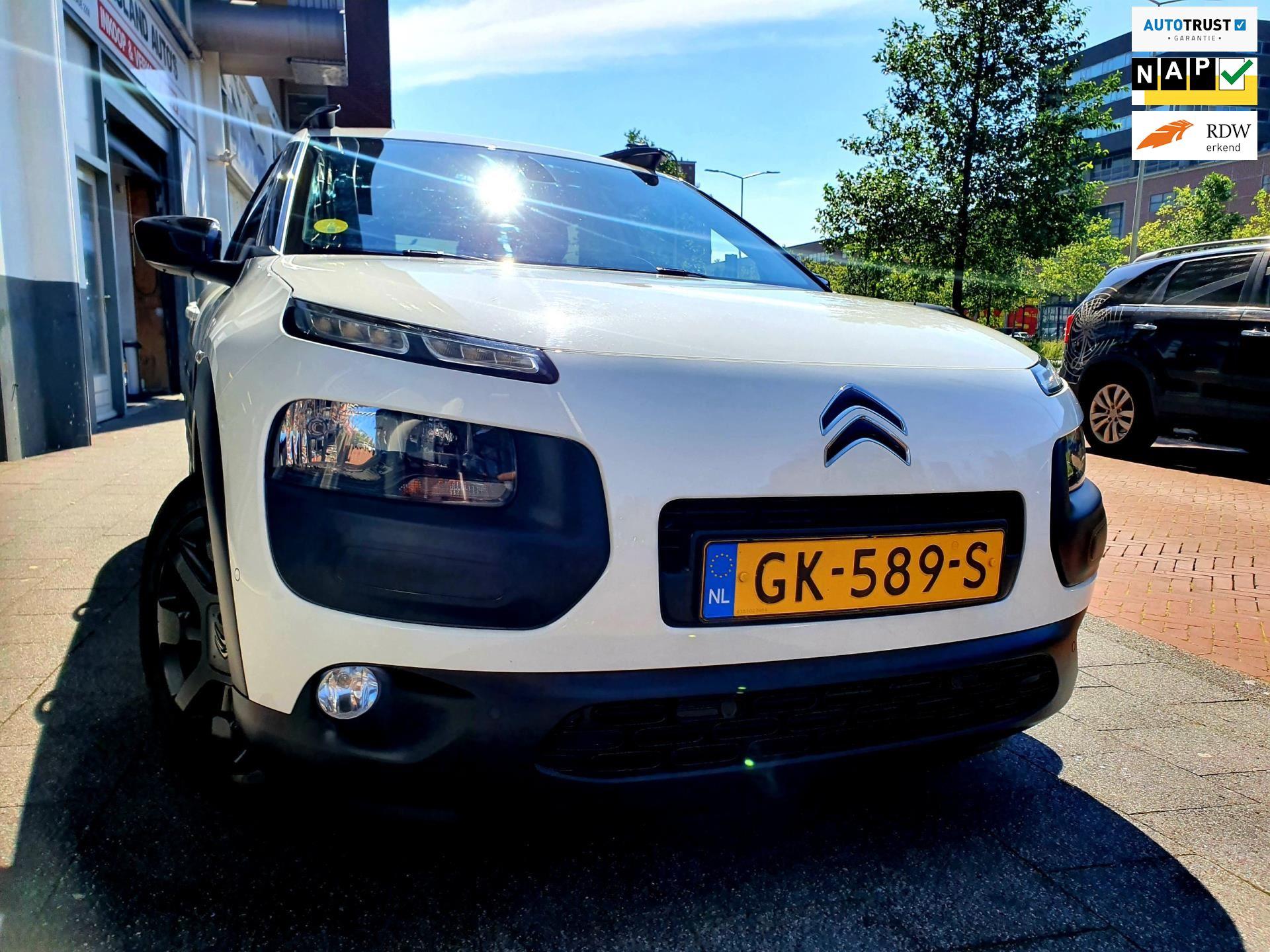 Citroen C4 Cactus occasion - Haagland Auto's