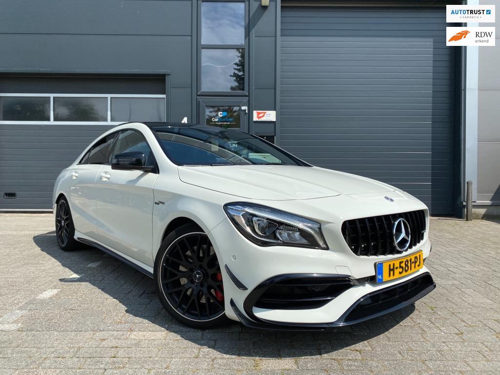 Mercedes-Benz CLA occasion - Carplatform Automotive
