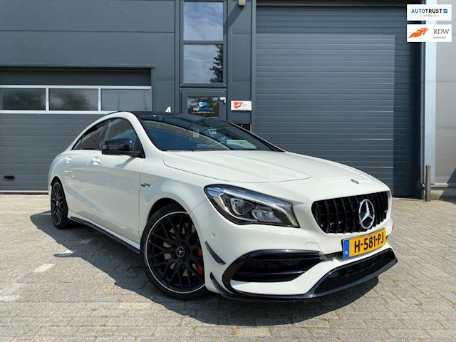 Mercedes-Benz CLA  45 AMG 4MATIC Aero Package  (Dealer Onderhouden)
