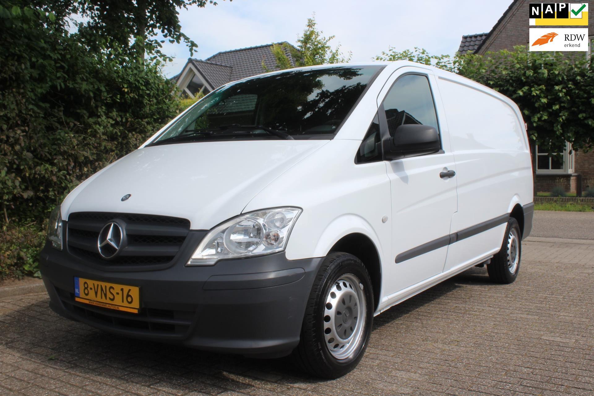 Mercedes-Benz Vito occasion - Autogroothandel Ammerzoden
