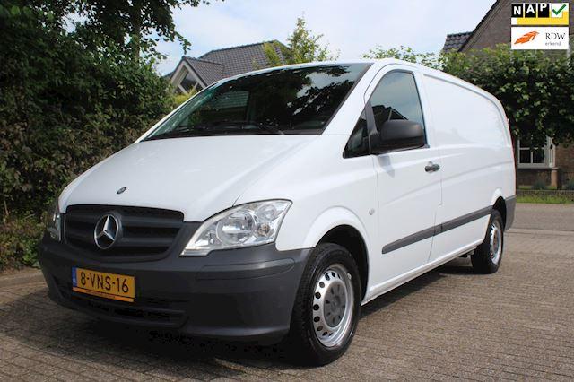 Mercedes-Benz Vito airco  dubbele voor bank   deurtjes ,110 CDI 320 Functional Lang DC Standaard