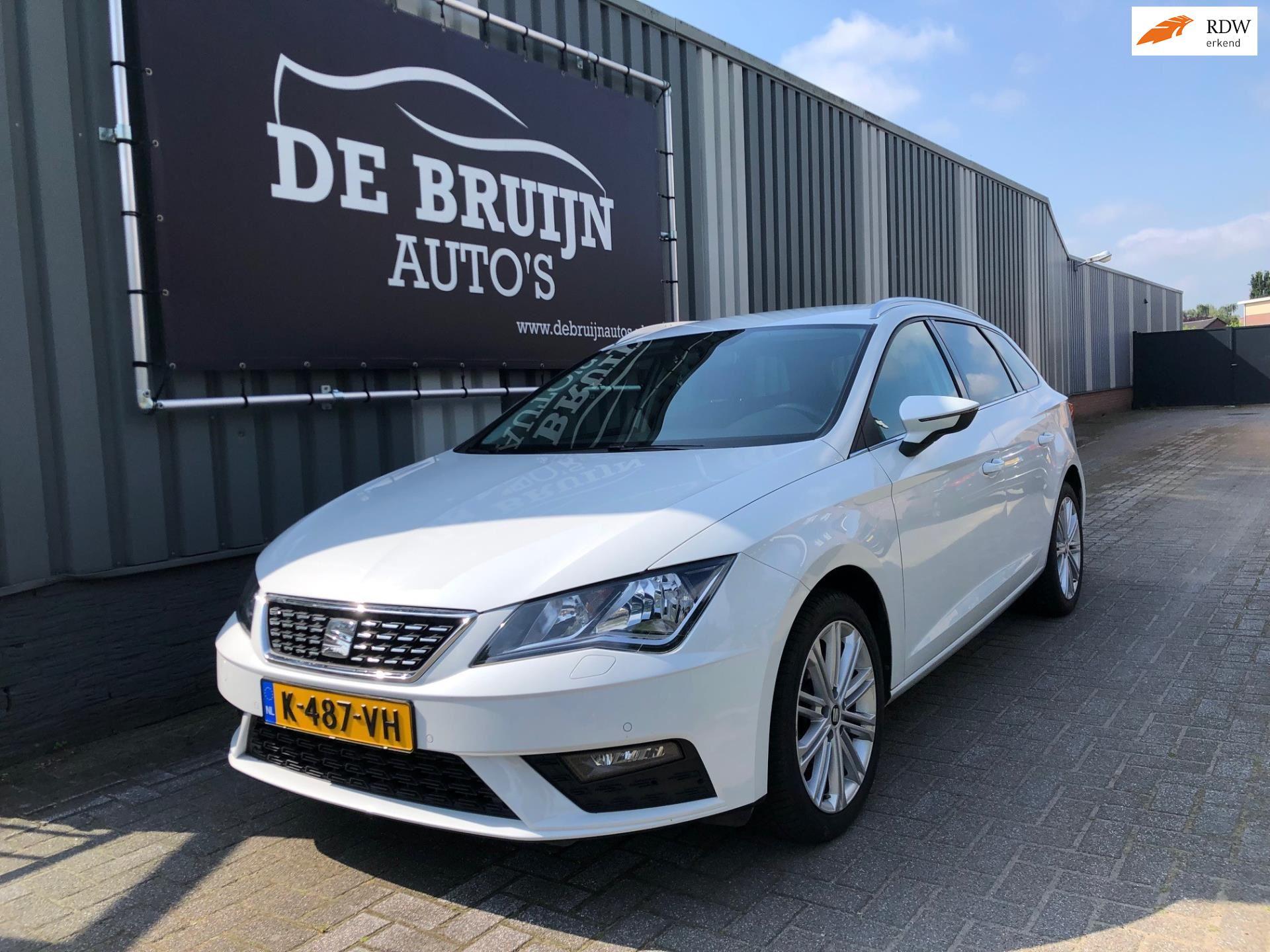 Seat Leon ST occasion - De Bruijn Auto's