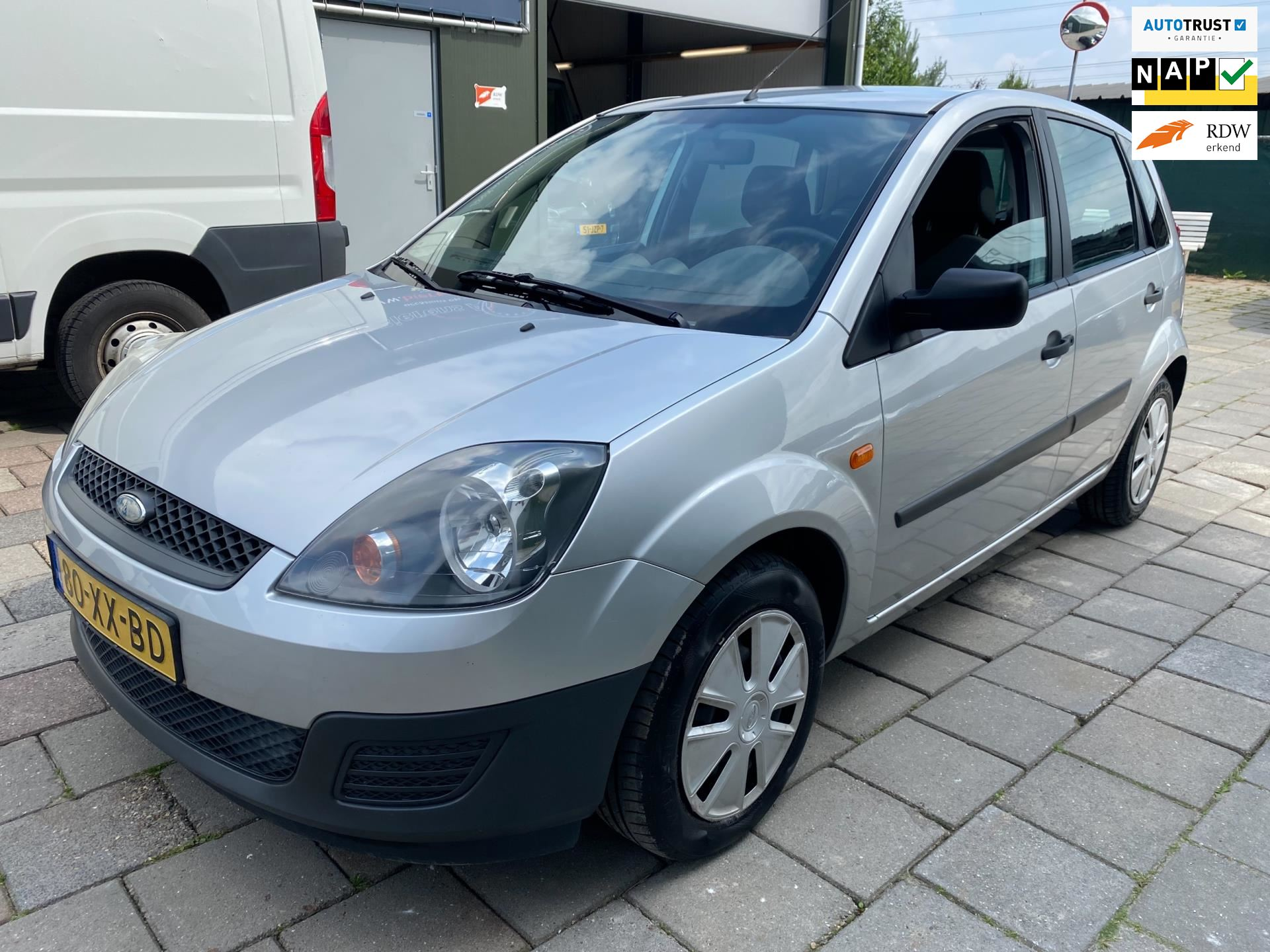 Ford Fiesta occasion - Bierens Auto's