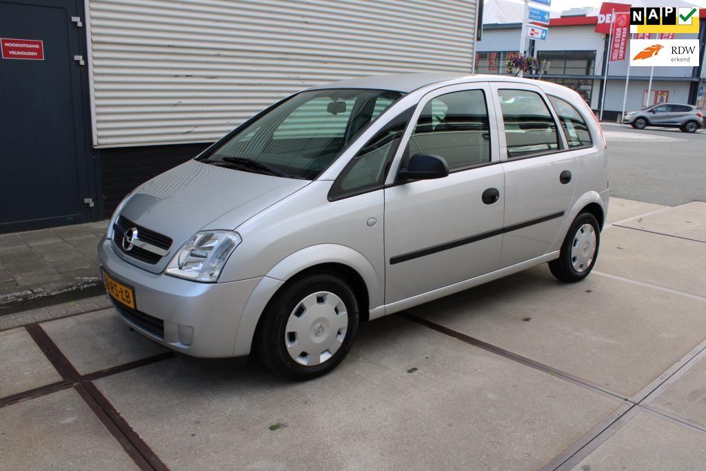 Opel Meriva occasion - Auto Johan
