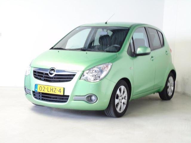 Opel Agila occasion - van Dijk auto's
