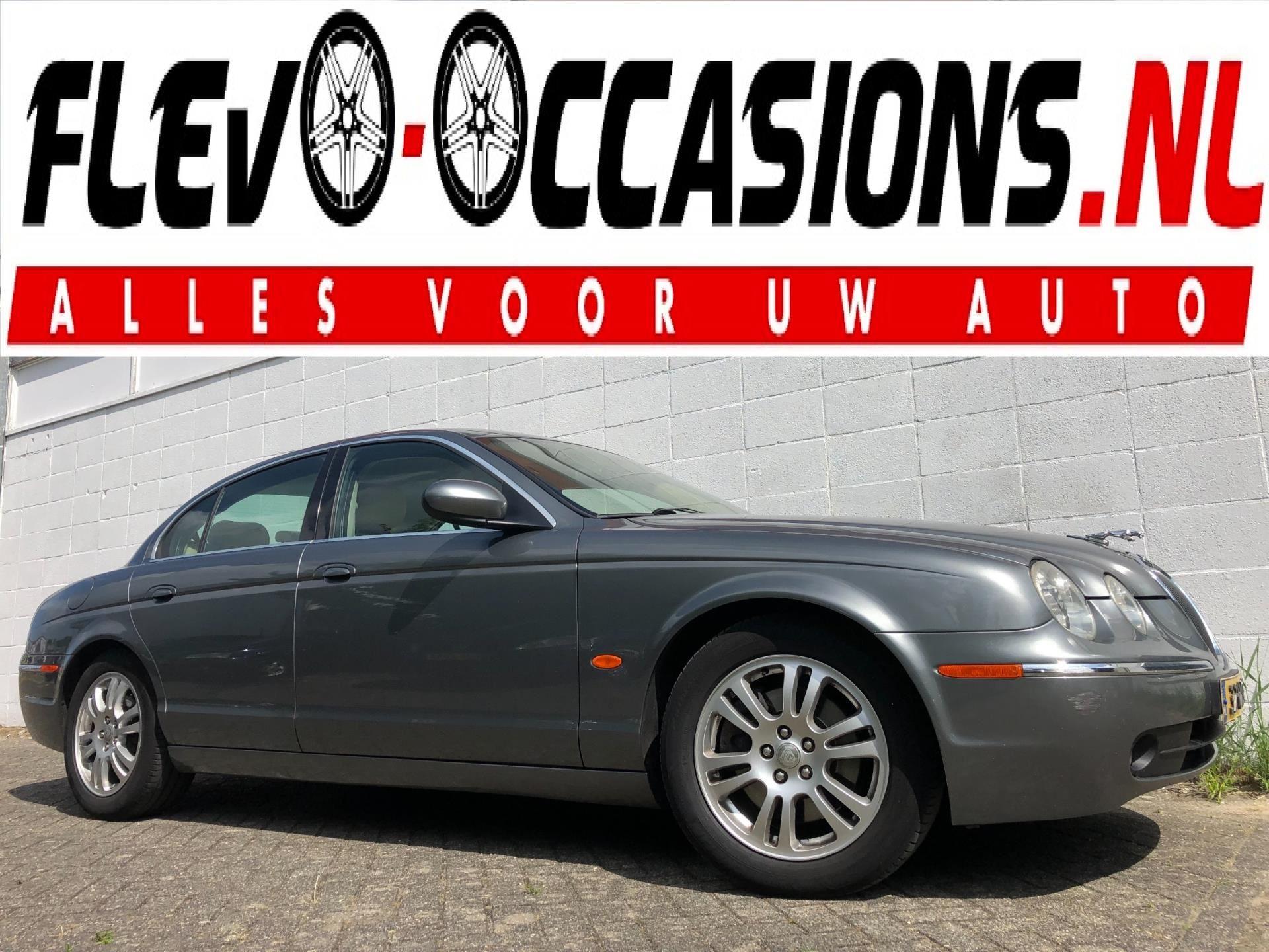 Jaguar S-type occasion - Flevo Occasions