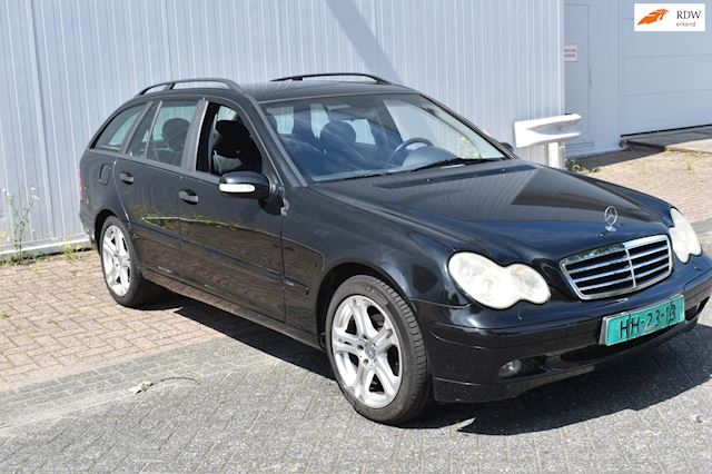 Mercedes-Benz C-klasse Combi 180 K. Elegance