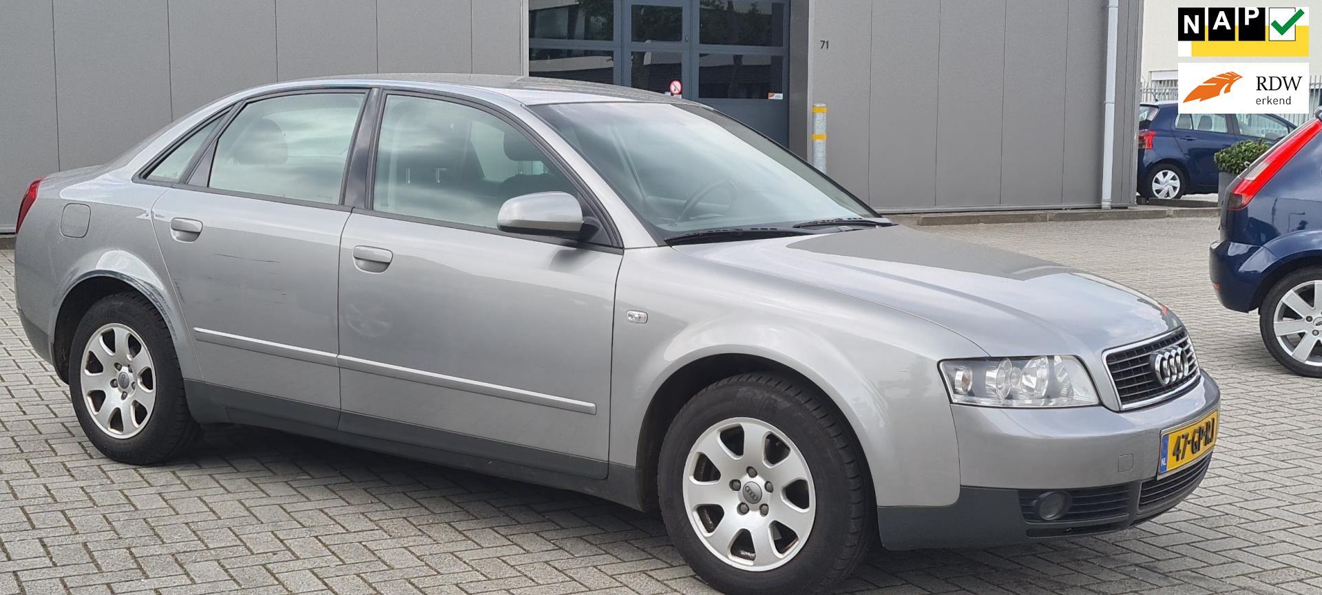 Audi A4 occasion - Weerterveld Auto's