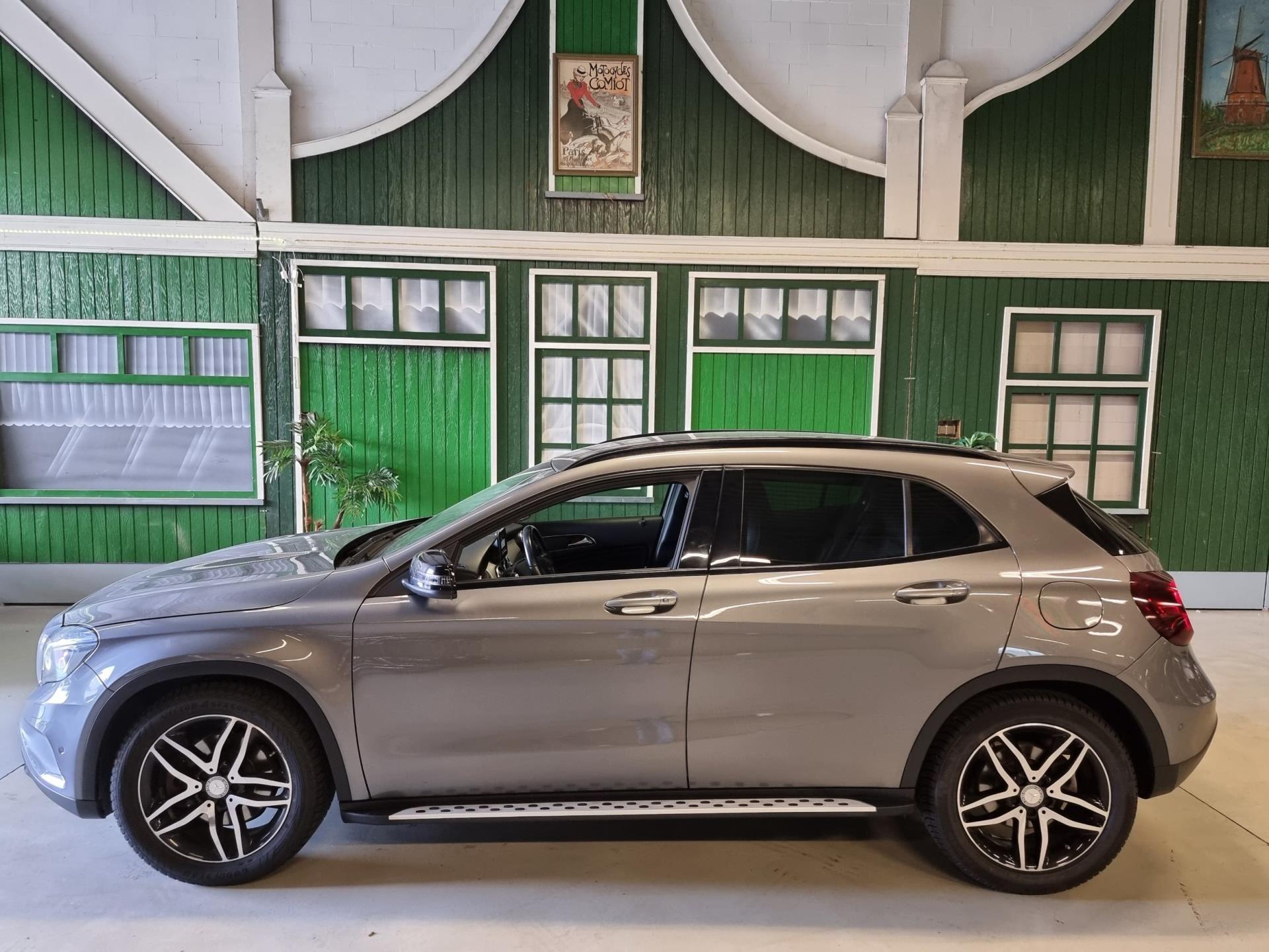 Mercedes-Benz GLA-klasse occasion - B&M Automotive