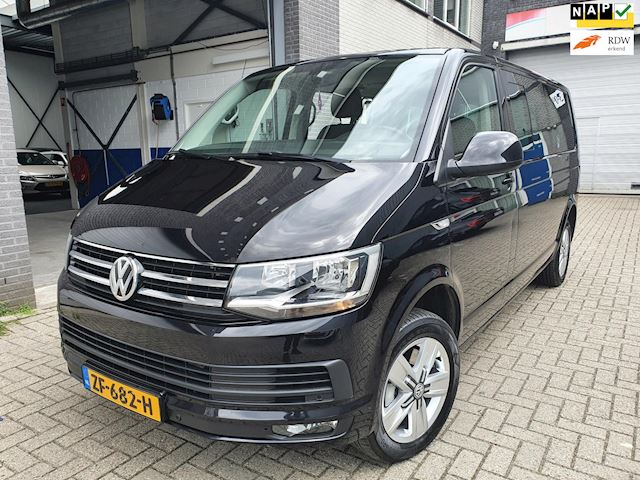 Volkswagen Multivan 2.0 TDI T6 L2H1 8pers/AUT/PDC/2xAC/ evt Camper Inruil Mogelijk