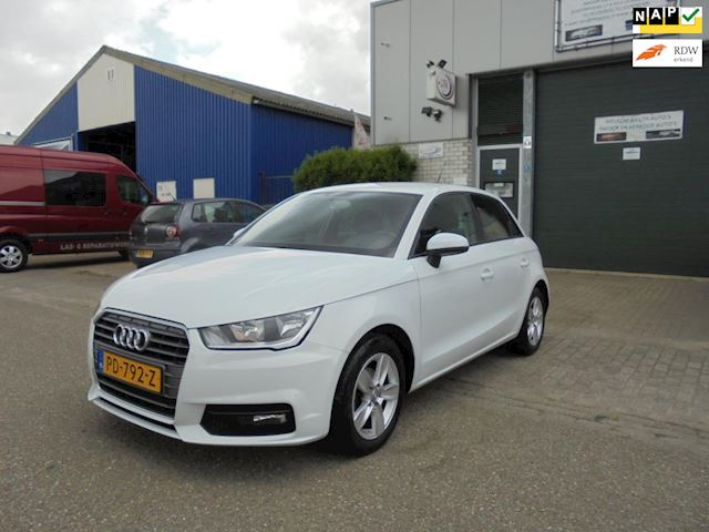 Audi A1 Sportback occasion - LTH Auto's