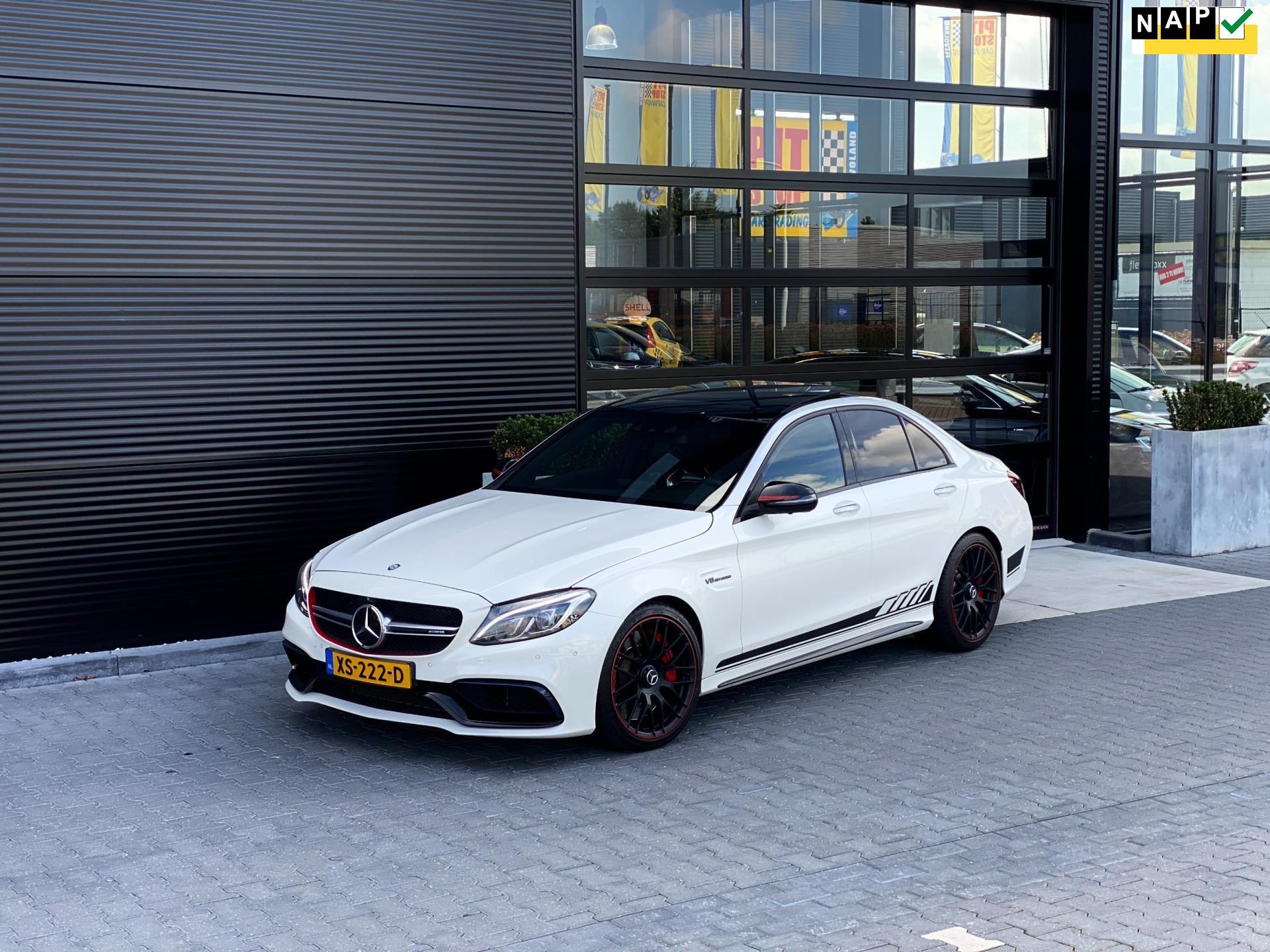 Mercedes-Benz C-klasse occasion - Pitstop Car Trading