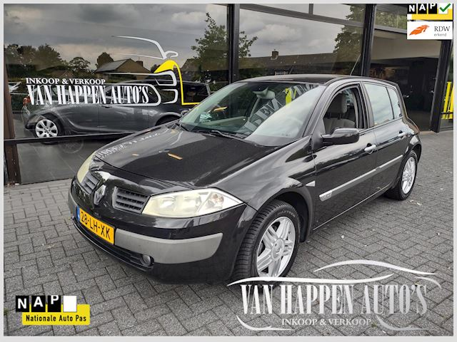 Renault Mégane 1.6-16V Expression Luxe / apk 7-2022