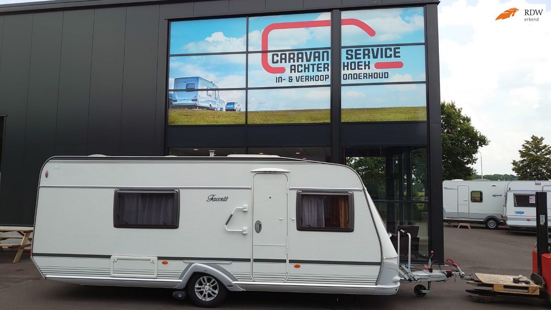 LMC 520 HTE occasion - Caravan Service Achterhoek
