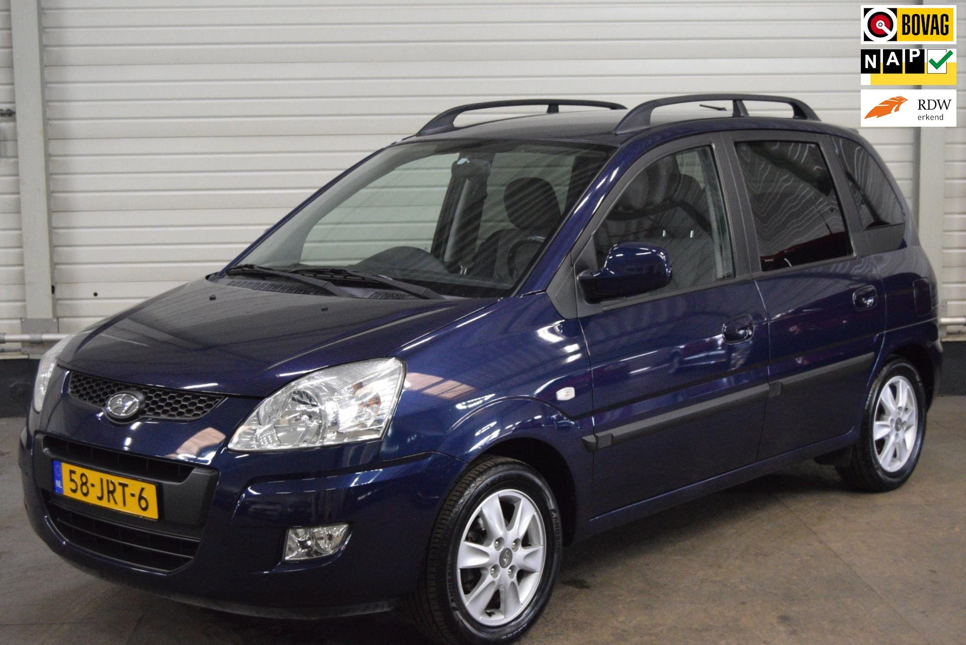 Hyundai Matrix occasion - Autobedrijf van de Werken bv