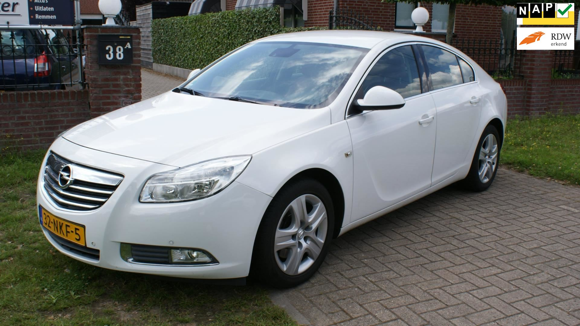 Opel Insignia occasion - Autoservice Wachtmeester