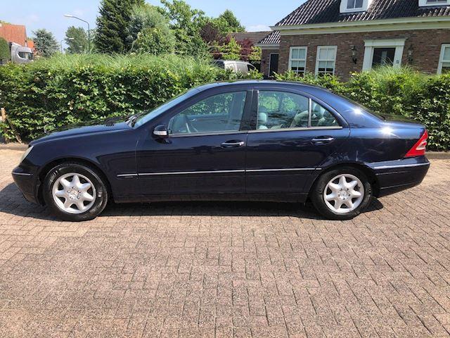 Mercedes-Benz C-klasse 220 CDI Elegance  airco / navi / automaat