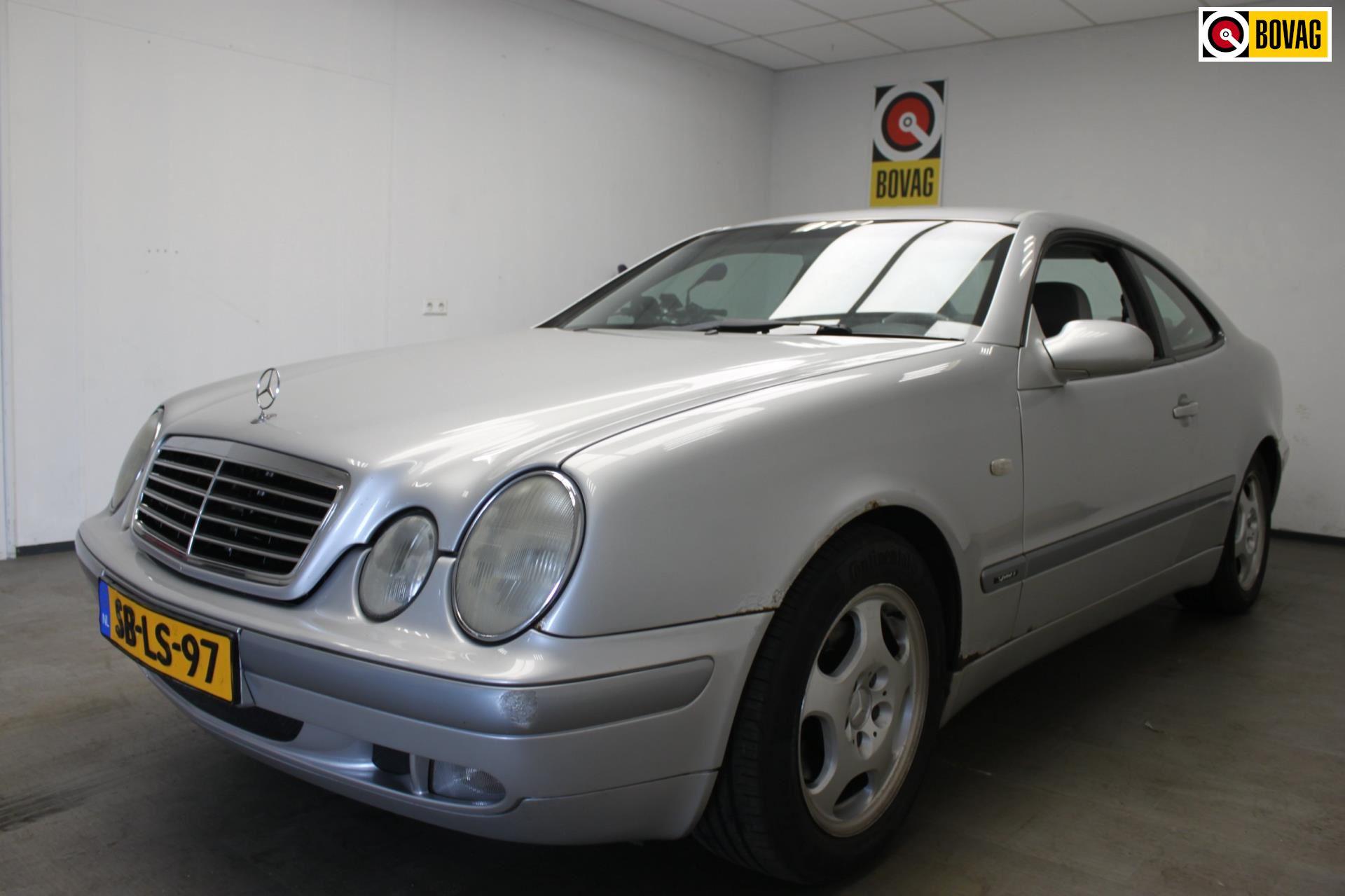 Mercedes-Benz CLK-klasse Coupé occasion - Autoservice Axacars