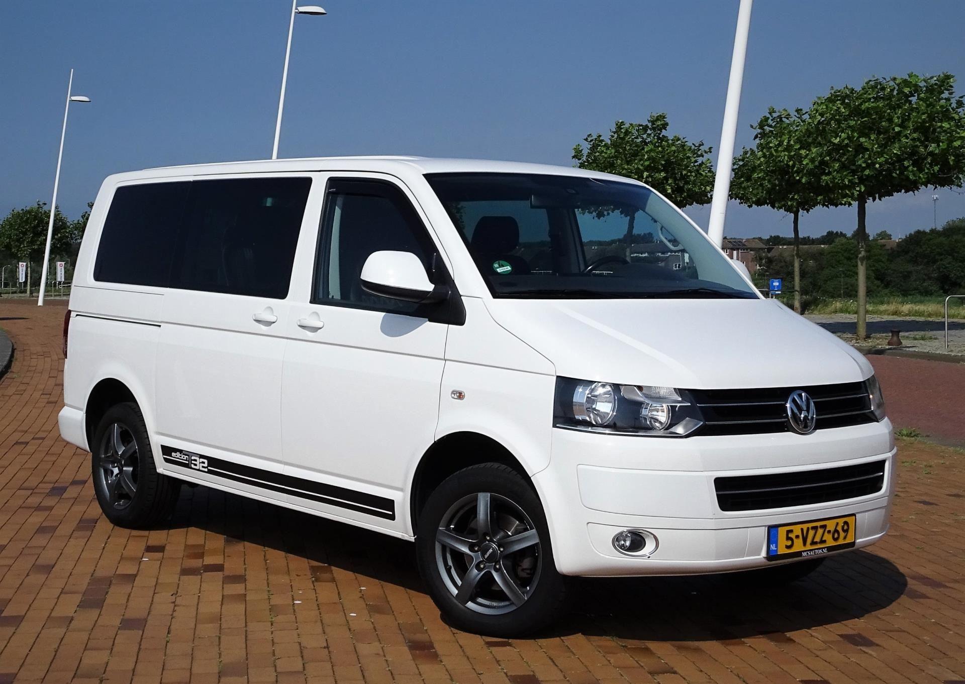 Volkswagen Transporter occasion - MCS Auto's