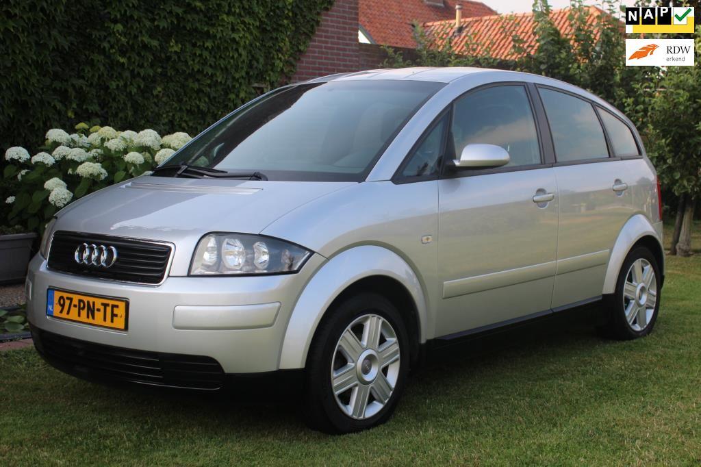 Audi A2 occasion - Veldhuizen Dealer Occasions
