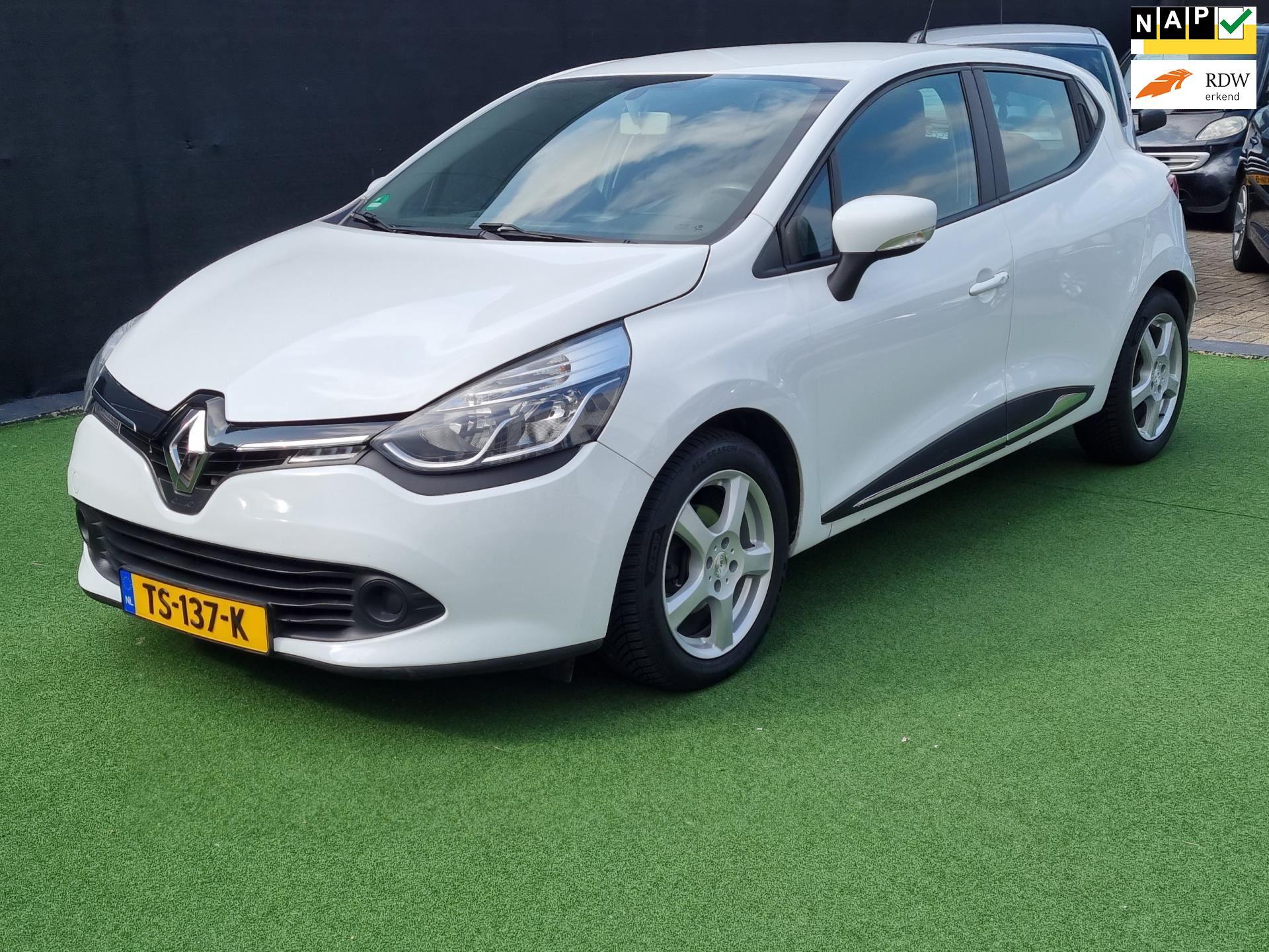 Renault Clio occasion - Autohuis Zeewolde