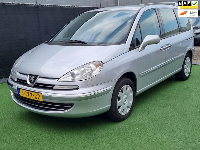 Peugeot 807 occasion - Autohuis Zeewolde