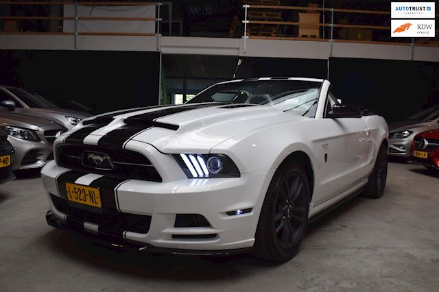 Ford MUSTANG Bad Boy 2.3 automaat