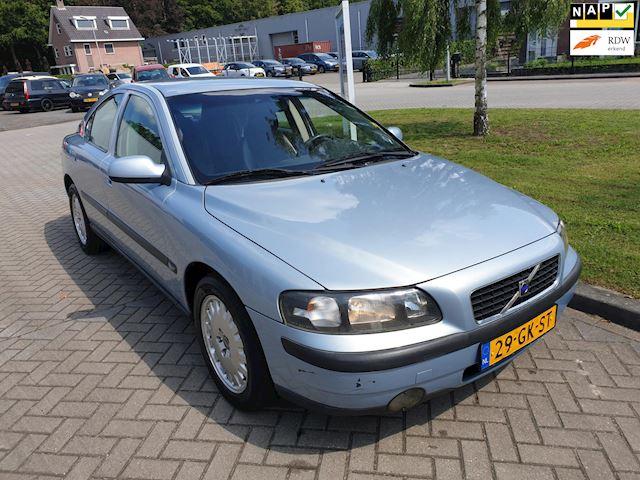 Volvo S60 2.4 Edition zeer nette auto