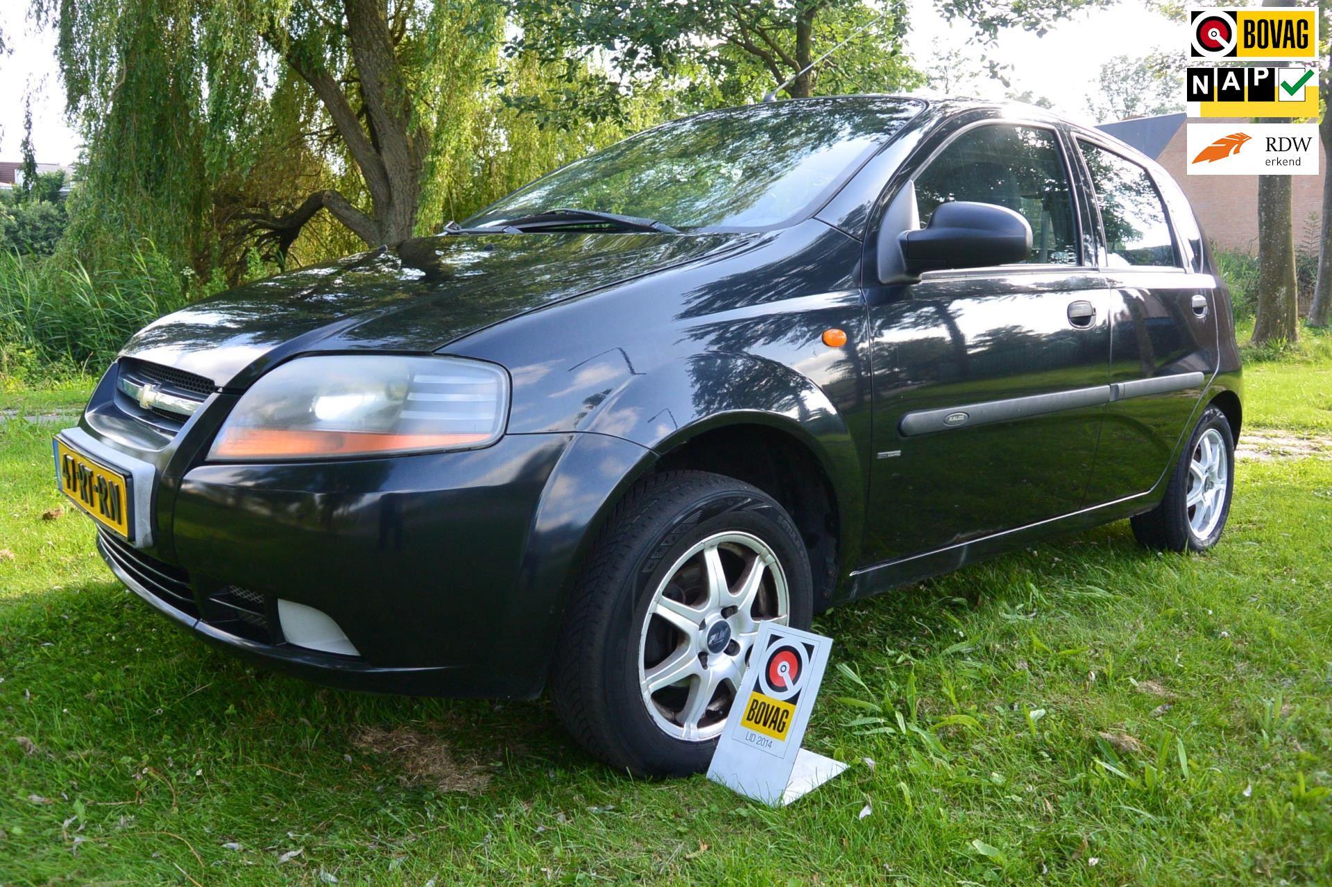 Chevrolet Kalos occasion - Cobicar