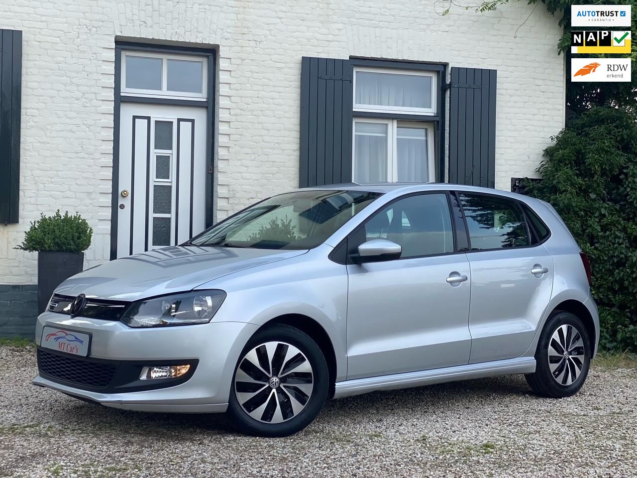 Volkswagen Polo occasion - M.T.  Cars & Carcleaningcenter