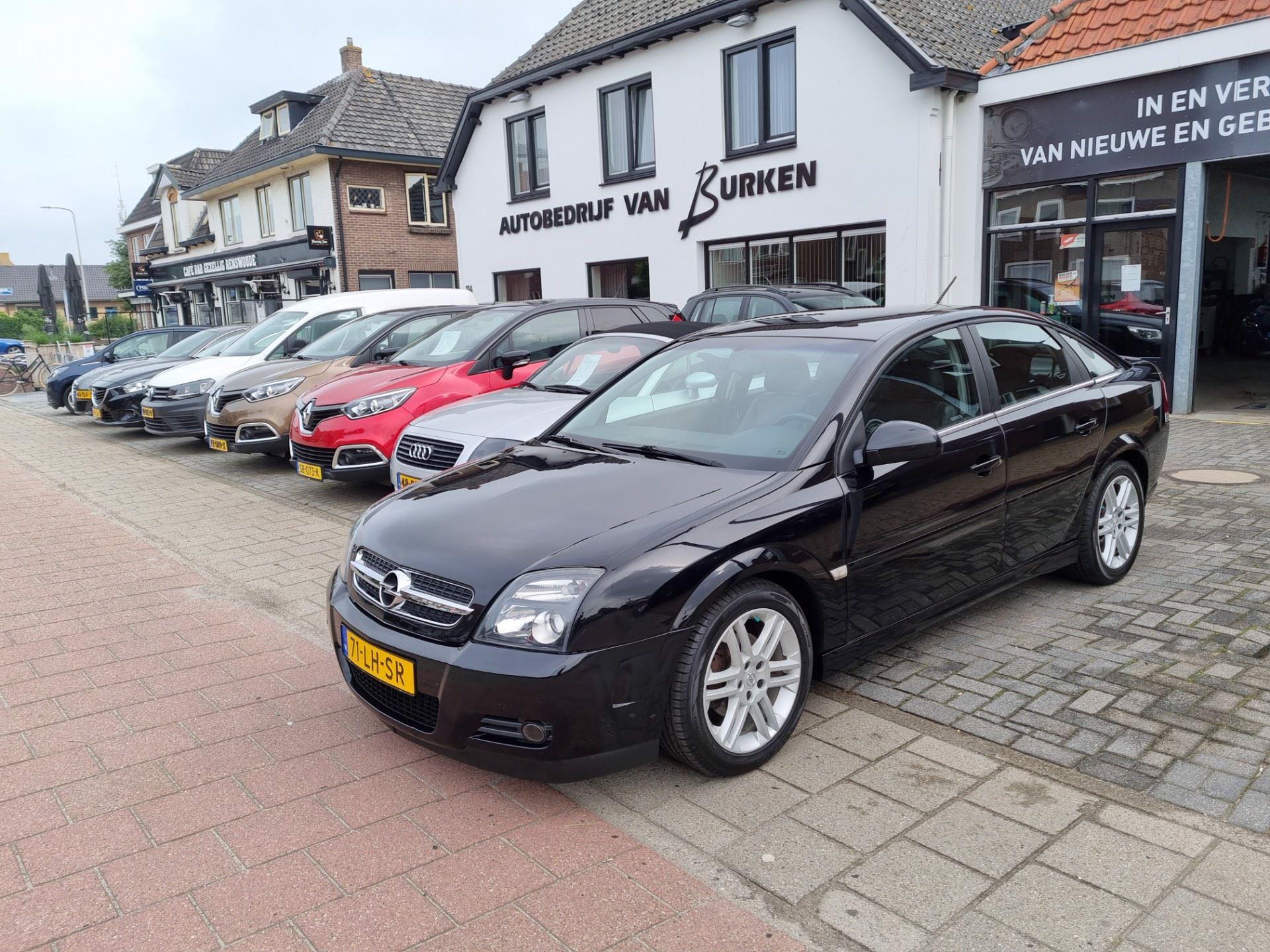 Opel Vectra GTS occasion - Autobedrijf van Burken